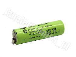 Akumulator GP do MOSER 1591 1,2V 2,2Ah