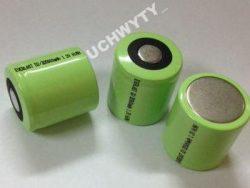 Super Mocne Akumulator D 2/3 5000mAh Ni-Mh