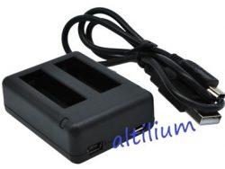 Ładowarka USB na 2x akumulatory GoPro Go Pro Hero4