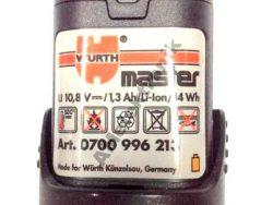 Akumulator Berner Spit 10,8V 1,3Ah Li-Ion