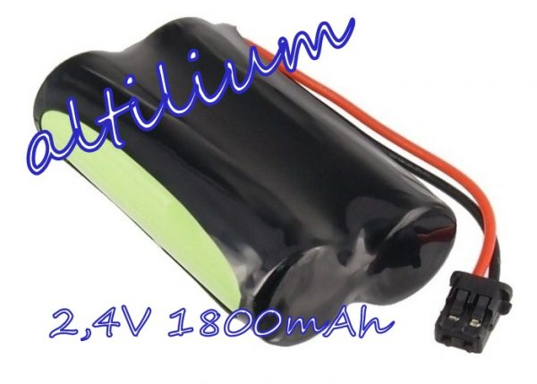Bateria aku do Panasonic HHR-P506 2,4V 1800mAh