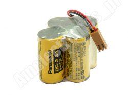 Bateria litowa pierwotna BR-2/3A 6V 3600mAh PANASONIC