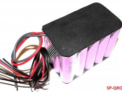 Pakiet Li-Ion 5S3P 7,8Ah wyjście na balanser