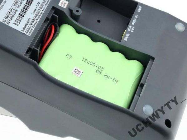 Akumulator do kasy fiskalnej Elemis Piko/Farex Per