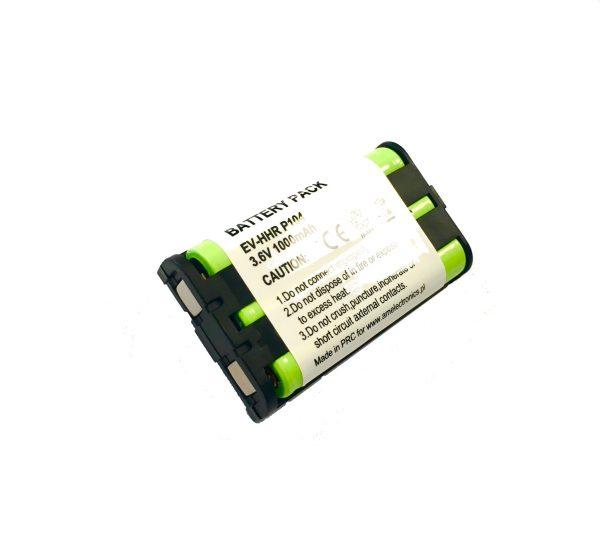 HHR-P104 akumulator do PANASONIC 3.6V 1000mAh NiMH