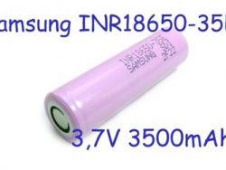 Nowość! Akumulator Samsung INR18650-35E 3500mAh