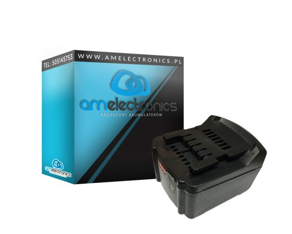 Akumulator bateria Metabo 14,4V Li-Ion 3Ah 6.25454