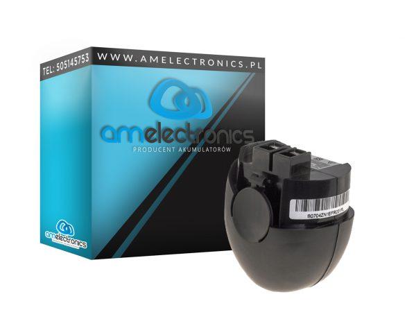Akumulator bateria Metabo 4,8V 2,2ah Ni-Mh POWERGRIP 2