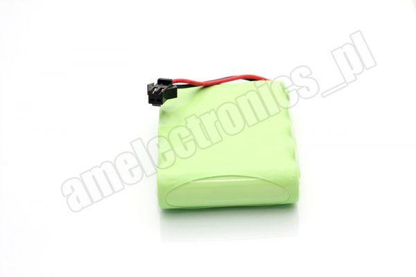 Akumulator R/C 6V 2200mAh NiMH wtyk JST SM