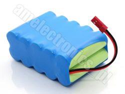 Akumulator R/C 12V 2200mAh NiMH wtyk SYP-2P