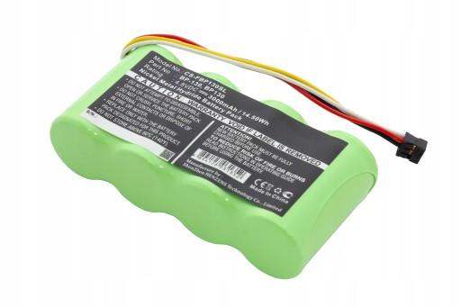 AKUMULATOR do FLUKE ScopeMeter/BP130 4,8V 3Ah Ni-MH