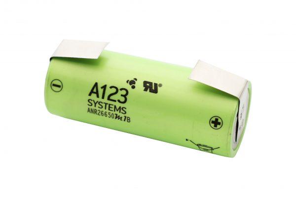 AKUMULATOR ANR26650M1B A123 2,5Ah 3,3V LiFePO4