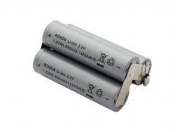 Akumulator bateria MOSER 1871Li-Pro 3,6V 2,2Ah