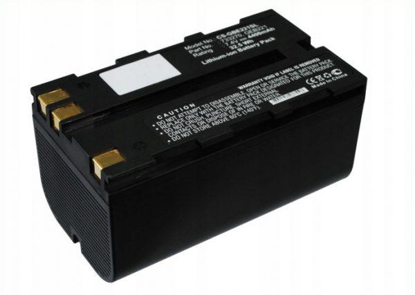 AKUMULATOR do GEOMAX, LEICA 7,4V 4,4Ah Li-Ion