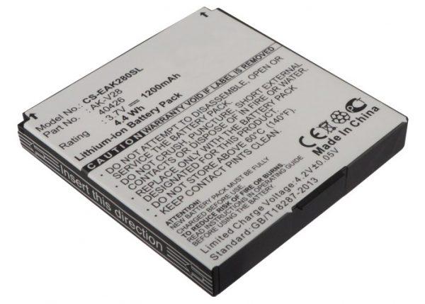AKUMULATOR do EMPORIA 3,7V 1,3Ah Li-Ion