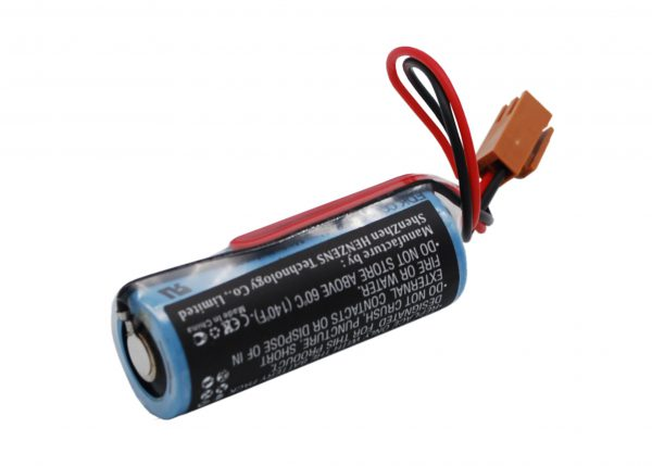 Bateria GE A02B-0118-K111 2Ah 3V Li-MnO2 PLC