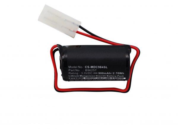 Bateria MODICON 984X-008 900mAh 3V Li-MnO2