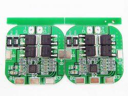 MODUŁ OCHRONY OGNIW BMS PCM PCB Li-ion-4S-16V-10A