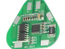 MODUŁ OCHRONY OGNIW BMS PCM PCB Li-ion-3S-12V-5A