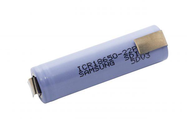 OGNIWO SAMSUNG ICR18650-22P 3,6V 2200mAh blaszki