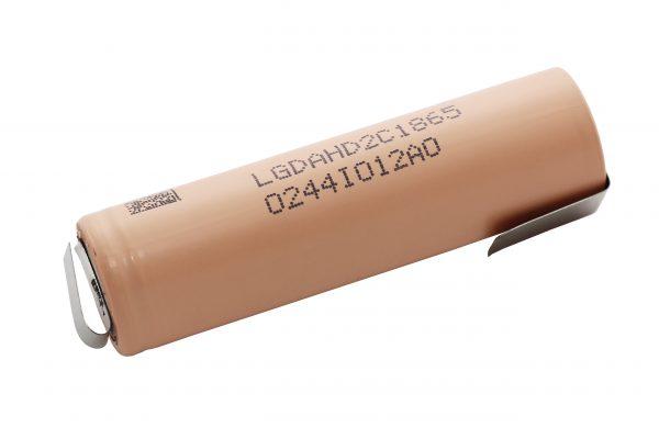 OGNIWO LG LGDAHD2C1865 2100mAh 3,6V BLASZKI