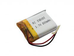 AKUMULATOR PRYZMATYCZNY Li-POLy 3,7V 200mAh 502025 EE6603